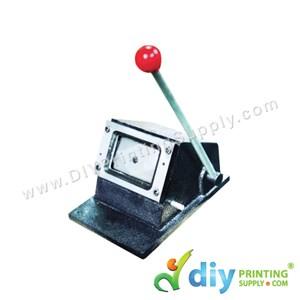 PVC Card Die Cutter (86 X 54mm)