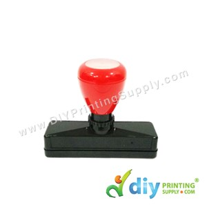 Rubber Stamp Chop (Rectangle) (Self-Inking) [Adjustable] (1 X 7cm) (M)