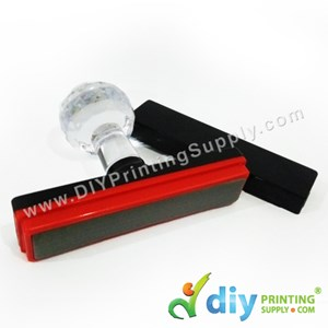 Rubber Stamp Chop (Rectangle) [Non-Adjustable] (1 X 8cm) (M)