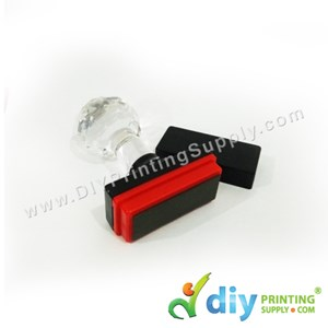 Rubber Stamp Chop (Rectangle) [Non-Adjustable] (1 X 3.5cm) (S)