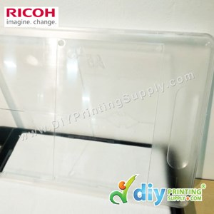 Protective Cover for A4 Standard Tray (With Grid Positioning Lines) [For RICOH Ri 100 DTG]