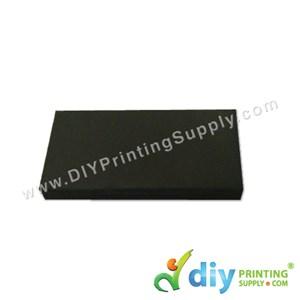 Rubber Stamp Foam (Rectangle) [Non-Adjustable] (2.5 X 6cm) (XL)