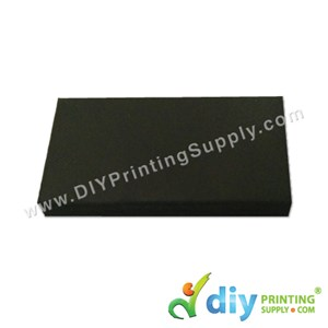 Rubber Stamp Foam (Rectangle) [Non-Adjustable] (3 X 6cm) (XXL)