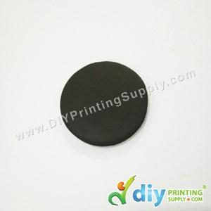 Rubber Stamp Foam (Round) [Adjustable] (3.3cm) (S)
