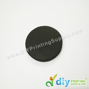 Rubber Stamp Foam (Round) [Adjustable] (3.3cm) (S)