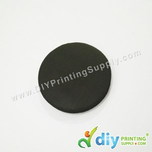 Rubber Stamp Foam (Round) [Non-Adjustable] (4.5cm) (L)
