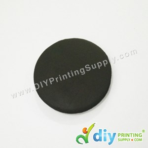 Rubber Stamp Foam (Round) [Non-Adjustable] (4.5cm) (XL)