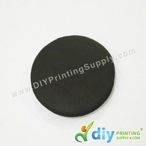 Rubber Stamp Foam (Round) [Non-Adjustable] (5cm) (XXL)