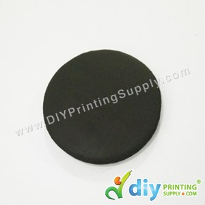Rubber Stamp Foam (Round) [Non-Adjustable] (5cm) (XXL)