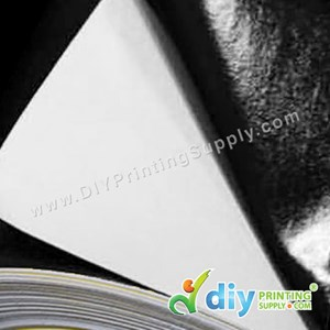 Self-Adhesive Film (Black) (Glossy) (1m X 40cm)