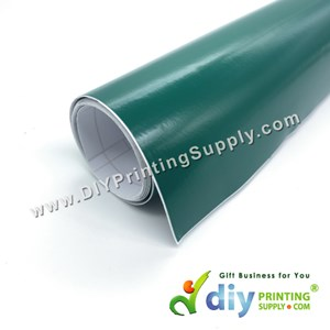 Self-Adhesive Film (Green) (Glossy) (1m X 40cm)