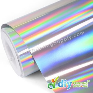 Self-Adhesive Film (Rainbow) (Glossy) (1M X 40cm)