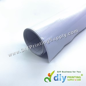 Self-Adhesive Film (White) (Glossy) (1m X 40cm)