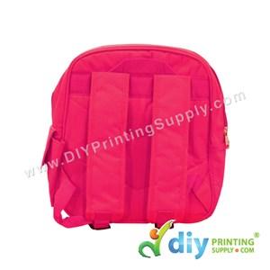 School Backpack (Kid) (Pink) (39 X 10 X 33cm)