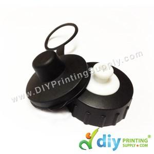 Sport Flask Lid (Black)