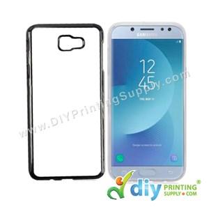 Samsung Casing (Galaxy J7 Prime) (Plastic) (Black)