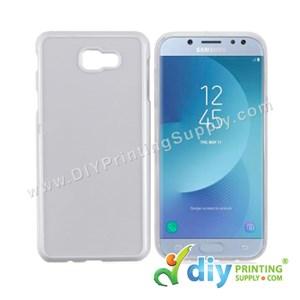 Samsung Casing (Galaxy J7 Prime) (Plastic) (White)