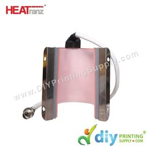 Silicone Mug Wrap (6oz) (2-Hole)