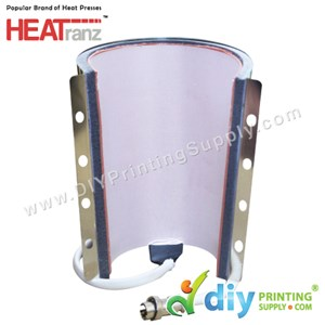 Silicone Mug Wrap (17oz) (Cone)