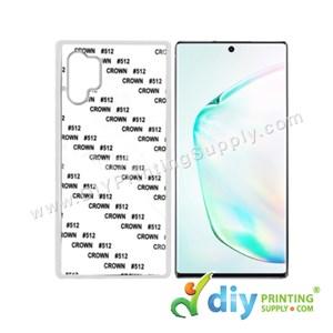 Samsung Casing (Galaxy Note 10 Plus) (Plastic) (White)*