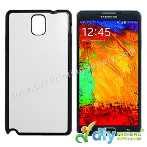 Samsung Casing (Galaxy Note 3) (Plastic) (Black)*
