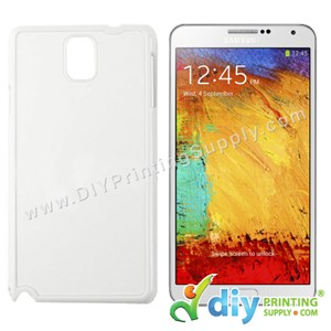 Samsung Casing (Galaxy Note 3) (Plastic) (White)*