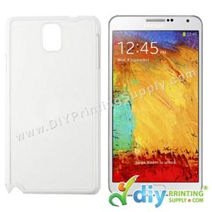 Samsung Casing (Galaxy Note 3) (Plastic) (White)*