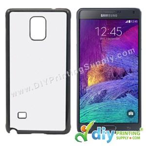 Samsung Casing (Galaxy Note 4) (Plastic) (Black)*