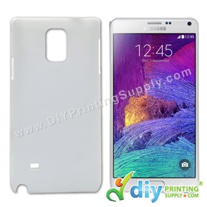 3D Samsung Casing (Galaxy Note 4) (Matte)