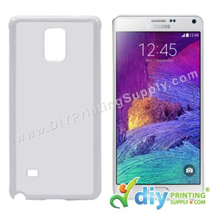 Samsung Casing (Galaxy Note 4) (Plastic) (White)*