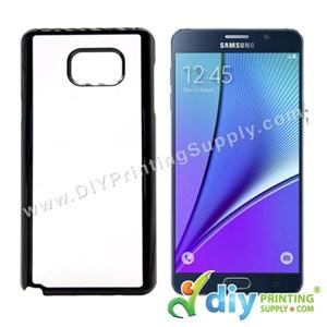 Samsung Casing (Galaxy Note 5) (Plastic) (Black)*