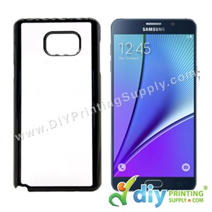 Samsung Casing (Galaxy Note 5) (Plastic) (Black)*