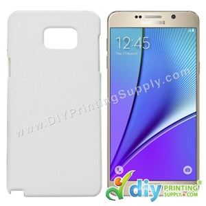 3D Samsung Casing (Galaxy Note 5) (Matte)