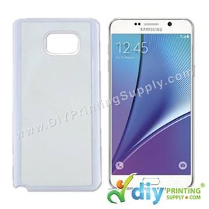 Samsung Casing (Galaxy Note 5) (Plastic) (White)*