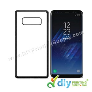Samsung Casing (Galaxy Note 8) (Plastic) (Black)*