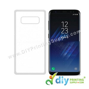 Samsung Casing (Galaxy Note 8) (Plastic) (White)*