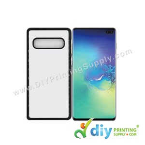Samsung Casing (Galaxy S10) (Plastic) (Black)