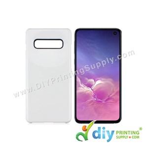 Samsung Casing (Galaxy S10e) (Plastic) (White)