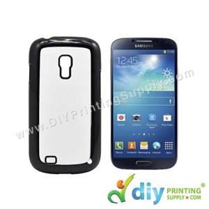 Samsung Casing (Galaxy S4) (Plastic) (Black)