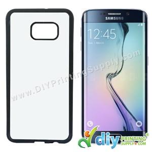 Samsung Casing (Galaxy S6 Edge Plus) (Plastic) (Black)
