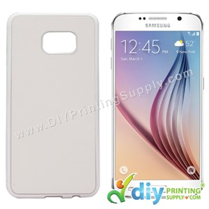 Samsung Casing (Galaxy S6 Edge Plus) (Plastic) (White)