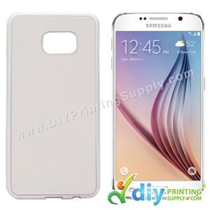 Samsung Casing (Galaxy S6 Edge Plus) (Plastic) (White)