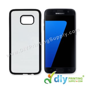 Samsung Casing (Galaxy S7) (Plastic) (Black)
