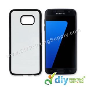 Samsung Casing (Galaxy S7) (Plastic) (Black)