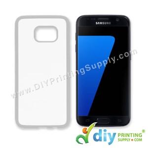 Samsung Casing (Galaxy S7) (Plastic) (White)