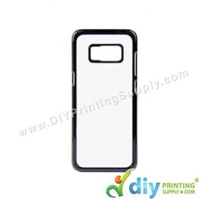 Samsung Casing (Galaxy S8) (Plastic) (Black)