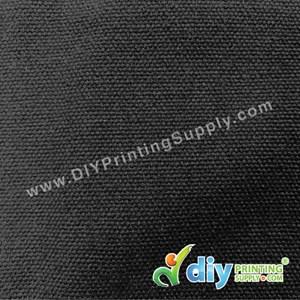 Tote Bag (Canvas 12oz) (Black) (H39 X W34 X B10cm)