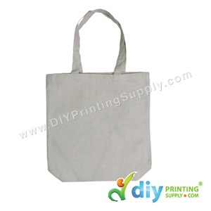 Tote Bag (Canvas 10oz) (Natural) (H38 X W35 X B11cm)