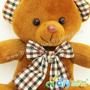 Teddy Bear [Smart] (Brown) (17cm) With Suction Cup