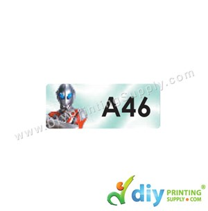 Name Sticker (Small) (1,800Pcs) (5M) [Ultraman]